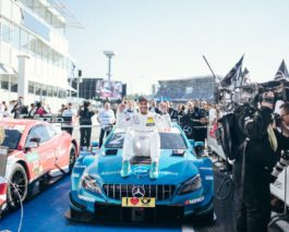 DTM: Six wins in a row for Rene Rast, Gary Paffett is the 2018 champion