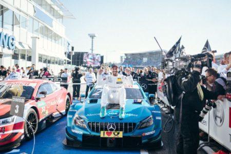 Gary Paffett 2018 DTM champ
