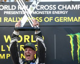 World champ is still hungry for wins – tenth triumph for Kristoffersson