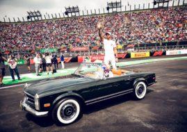 Lewis Hamilton, 2018 Formula 1 champion