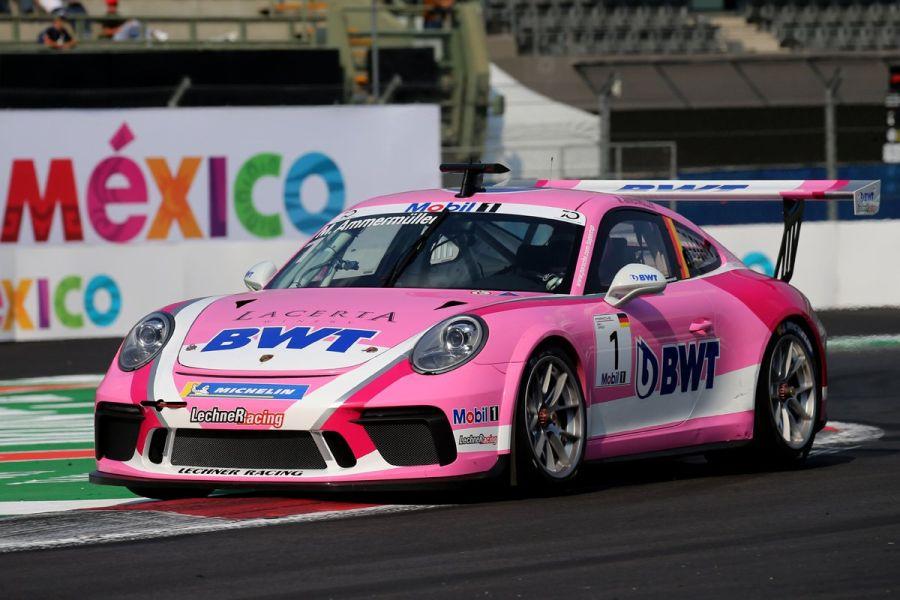 Michael Ammermuller's #1 Porsche