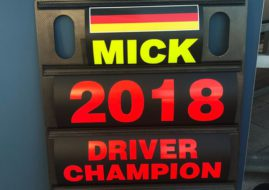Mick Schumacher F3 champion