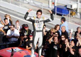 Mikel Azcona 2018 TCR Euripe Series champion
