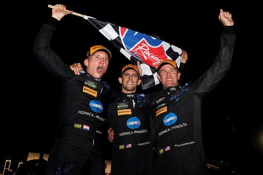 Petiit Le Mans winners