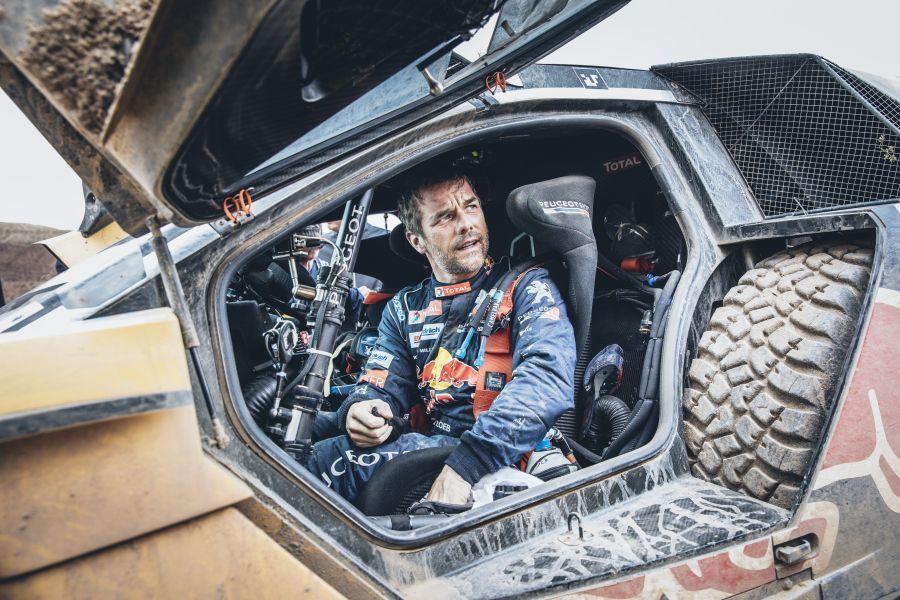 Sebastien Loeb Dakar Rally Peugeot