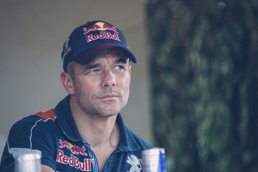 Sebastien Loeb Dakar Rally Peugeot Red Bull