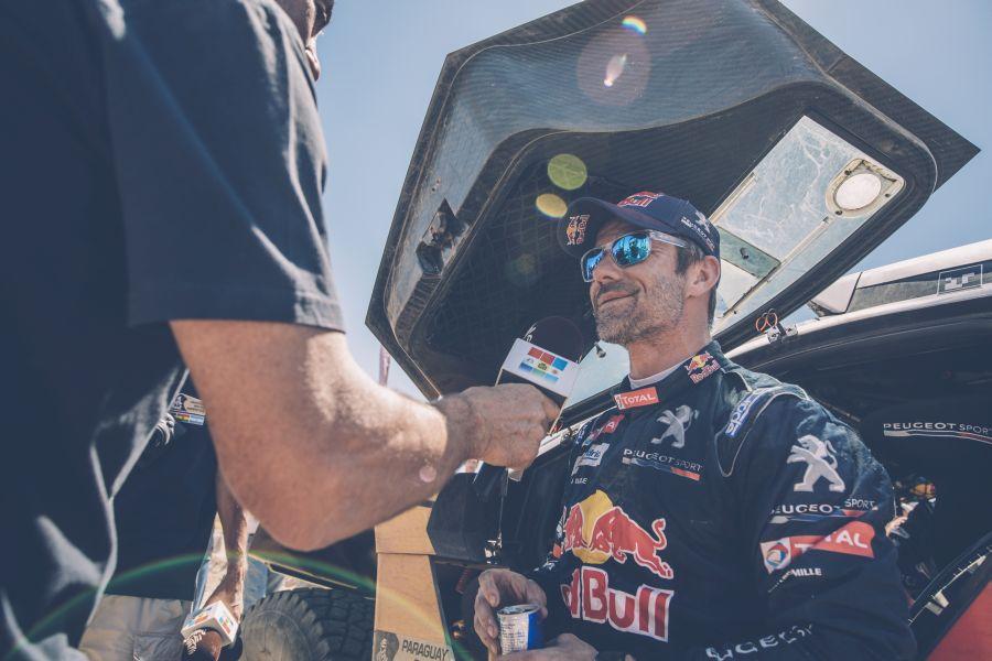 Seb Loeb Dakar Rally
