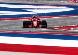 Kimi Raikkonen US Grand Prix