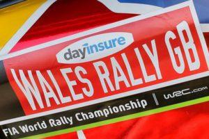 Wales Rally GB, 2017 World Rally Championship