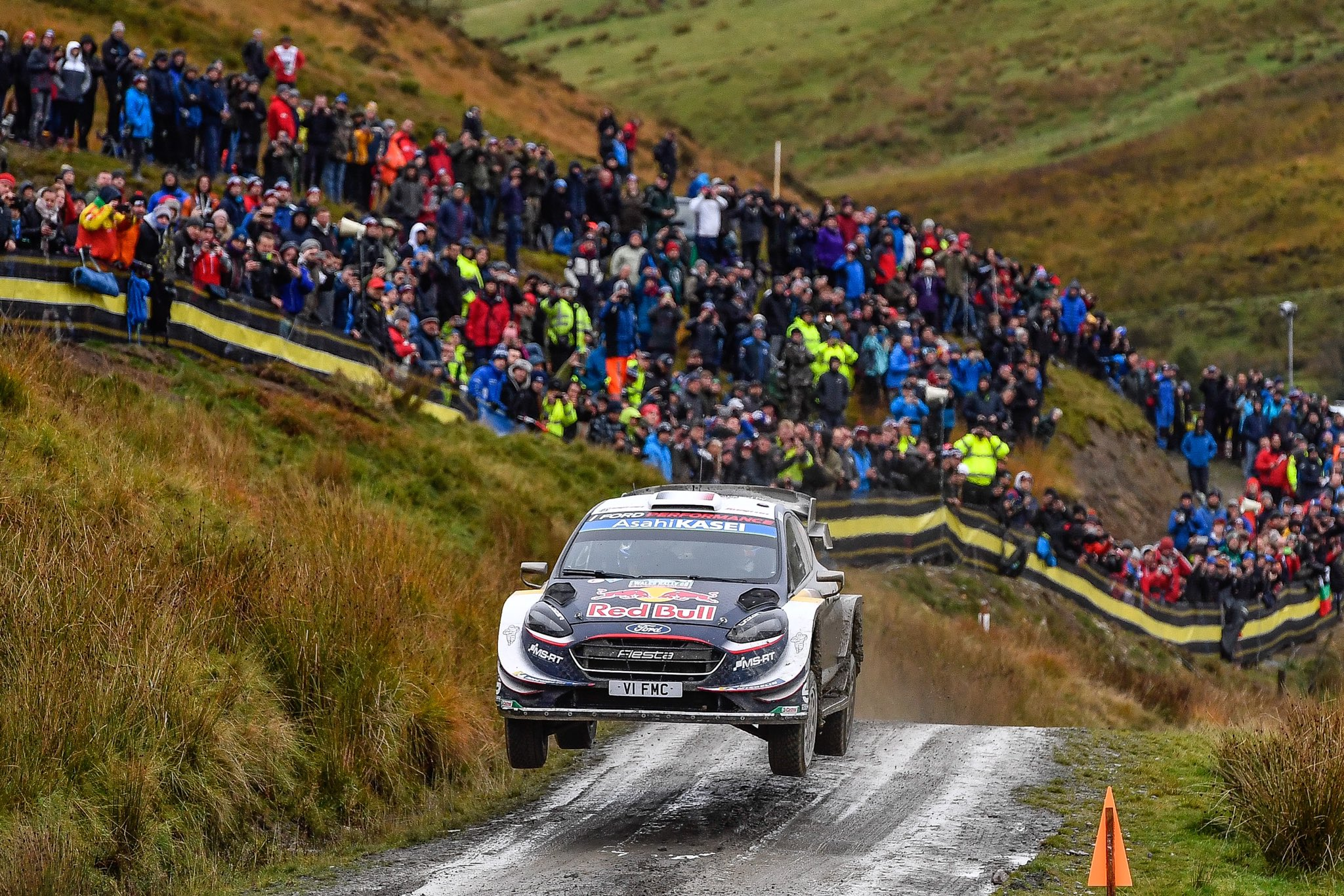 Sebastien Ogier, M-Sport, Wales Rally Gb