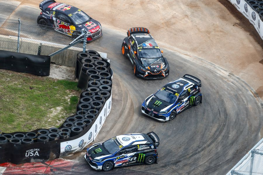 World RX Supercars