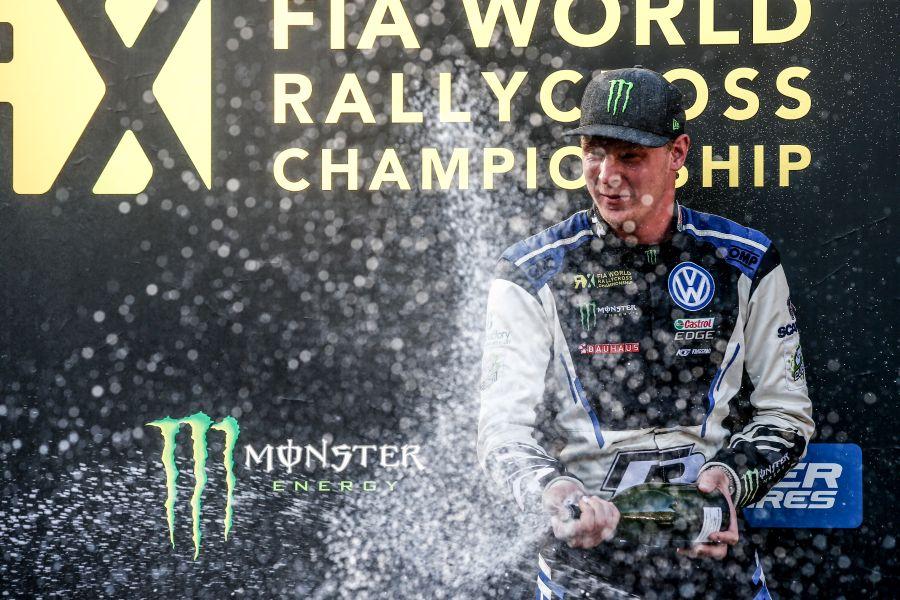 FIA World Rallycross Championship, Johan Kristoffersson
