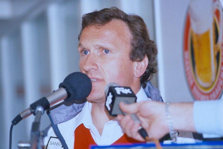 Tom Walkinshaw in 1988