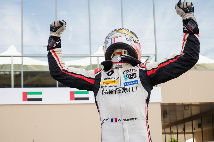 Anthoine Hubert, 2018 GP3 Series champion