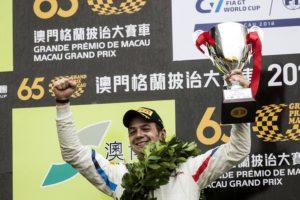 Augusto Farfus wins FIA GT World Cup Macau