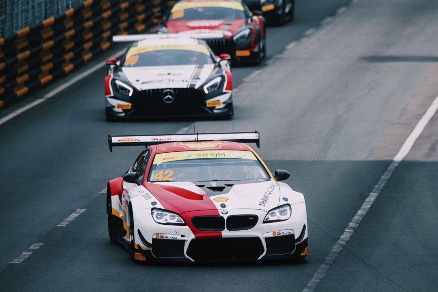 Augusto Farfus FIA GT World Cup Macau