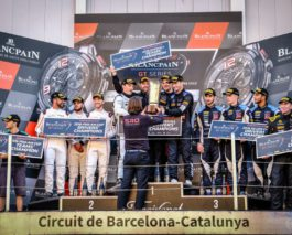 Blancpain GT Series: The court gives an Endurance Cup title to Black Falcon