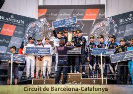 Blancpain GT Series Endurance Cup finale Barcelona