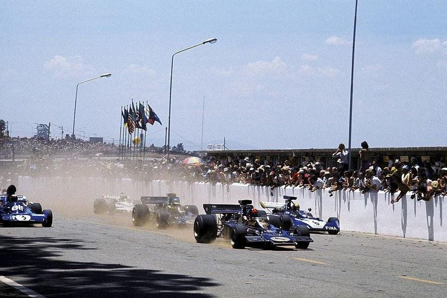 Brazilian Grand Prix 1972