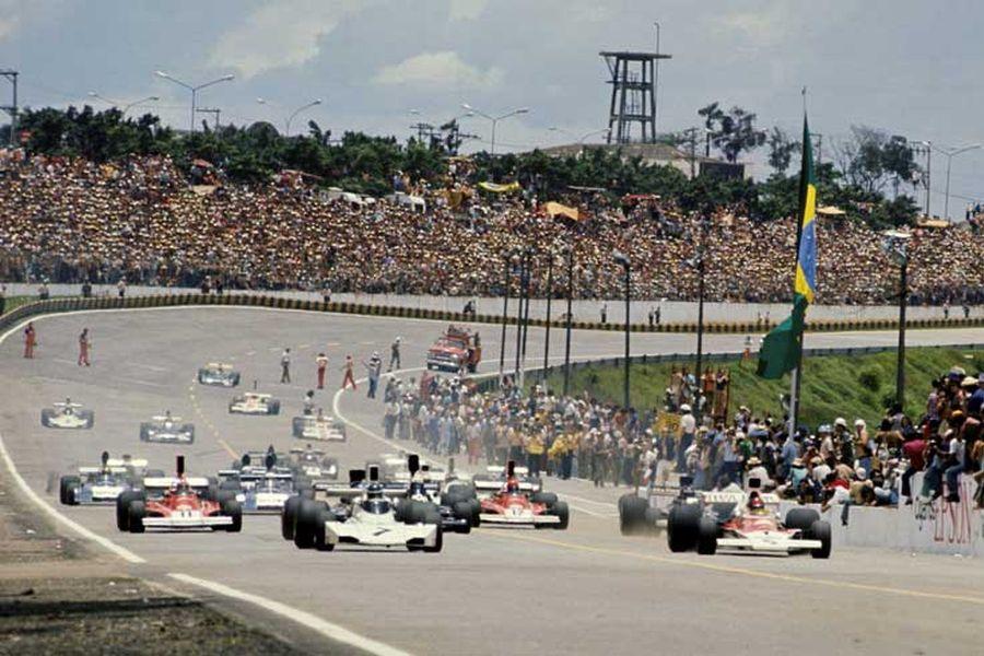 1974 Brazilian Grand Prix Fittipaldi