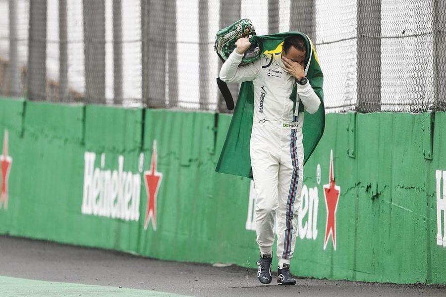 Brazilian Grand Prix, Felipe Massa 2016