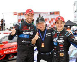 Jenson Button, Naoki Yamamoto are Super GT champions for 2018