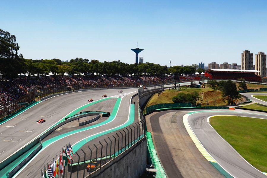 Autodromo Jose Carlos Pace at Interlagos