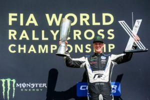 Johan Kristoffersson, World RX South Africa