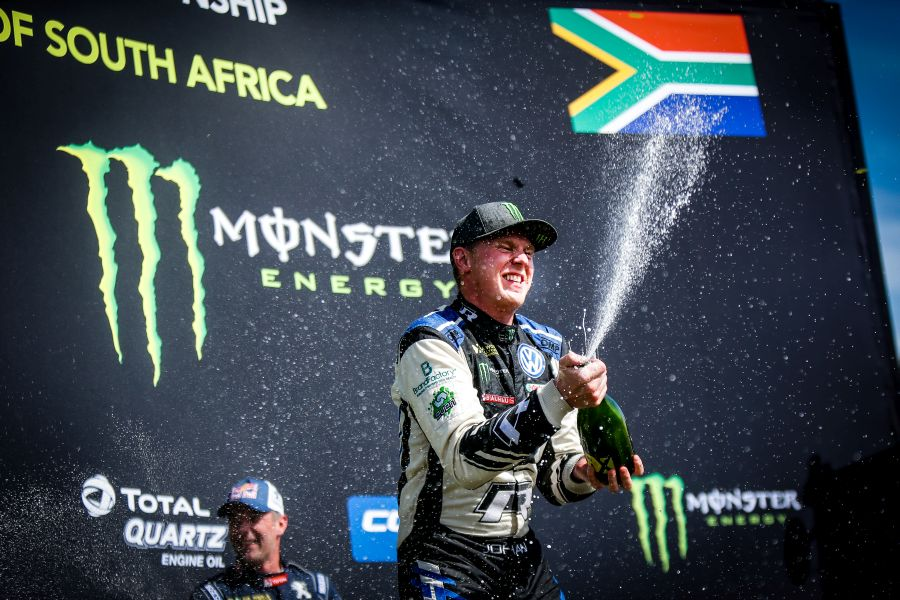 Johan Kristoffersson, World RX South Africa