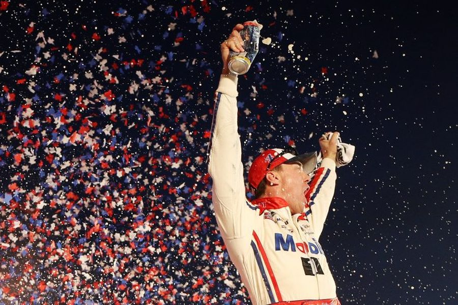 Kevin Harvick wins AAA Texas 500, 2018