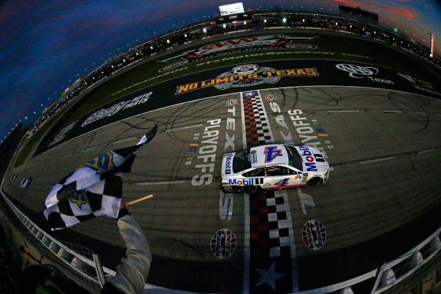 Kevin Harvick Texas