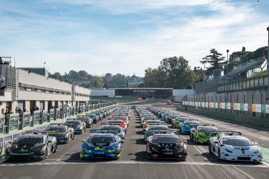 Lamborghini Super Trofeo 2018 World Final Vallelunga