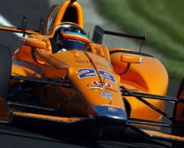 McLaren confirms Fernando Alonso for 2019 Indianapolis 500