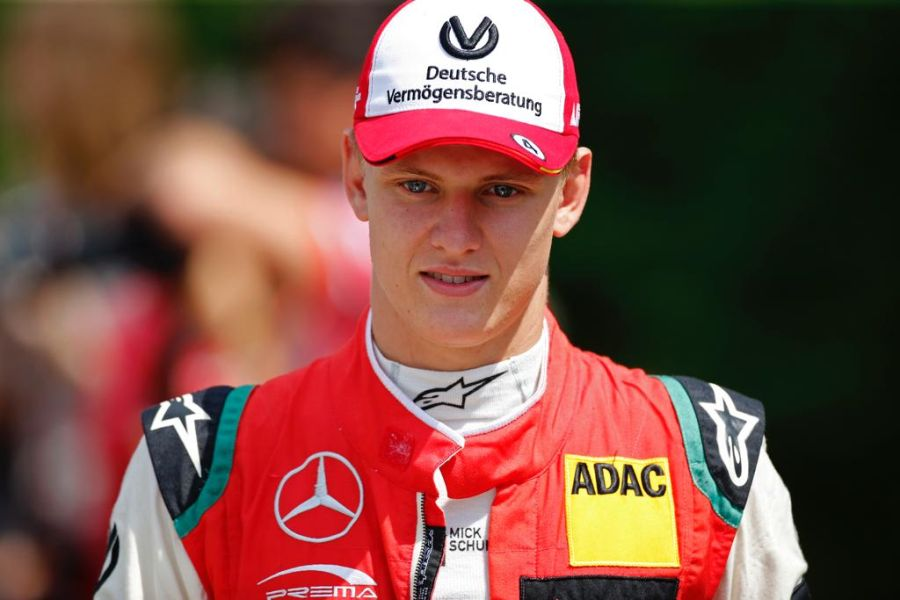 Mick Schumacher Prema Racing