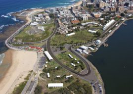 Newcastle Street Circuit