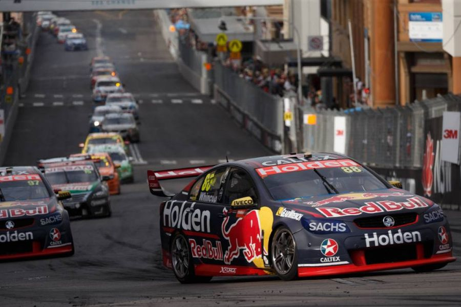 2017 Newcastle 500, Jamie Whincup