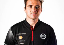 Oliver Rowland Nissan e.dams