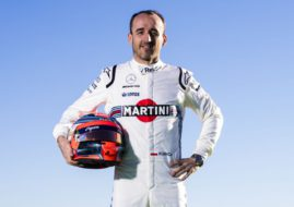 Robert Kubica Williams