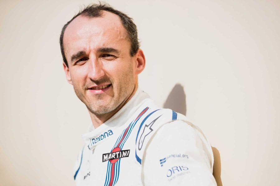 Robert Kubica Williams