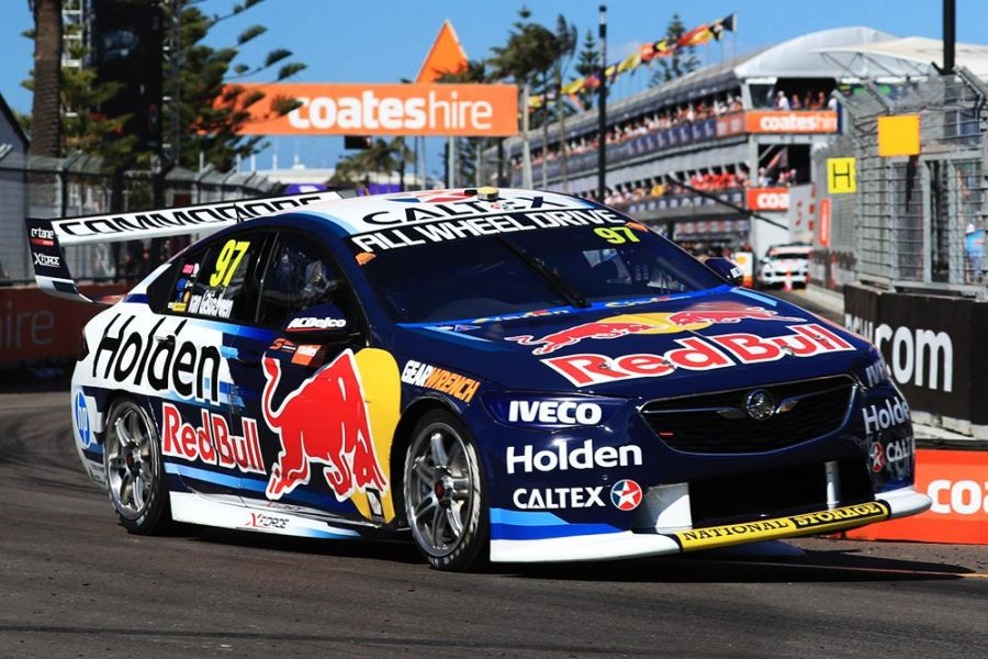 Eighth win of the season for Shane Van Gisbergen