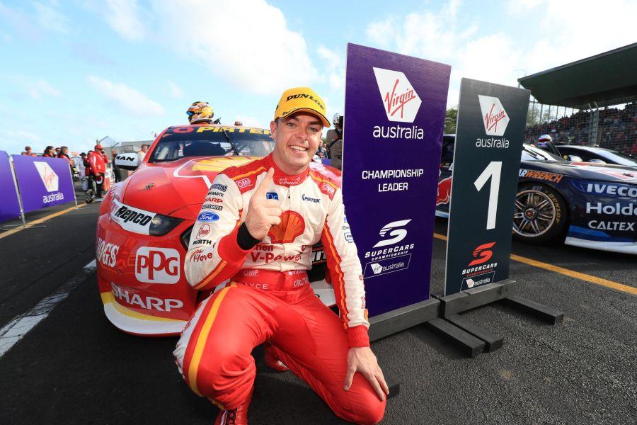 Scott McLaughlin wins Auckland SuperSprint