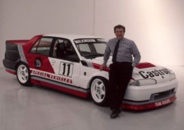 Tom Walkinshaw Supercars Hall of Fame, Australian Touring Car Championship, Holden