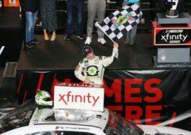 Tyler Reddick 2018 NASCAR Xfinity champion