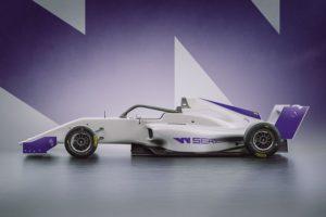 W Series Tatuus car