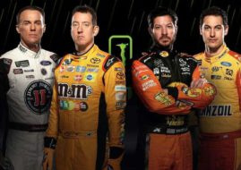 2018 Monster Energy NASCAR Cup Series Championship 4: Kevin Harvick, Kyle Busch, Martin Truex Jr., Joey Logano