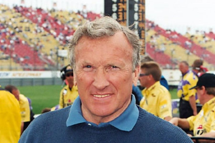 Tom Walkinshaw died in 2010
