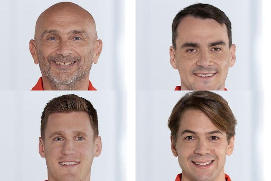 Hyundai WTCR: Gabriele Tarquini, Norbert Michelisz, Nick Catsburg, Augusto Farfus