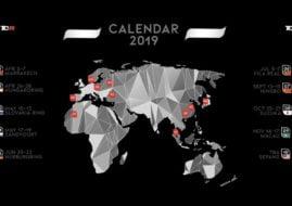 WTCR FIA World Touring Car Cup 2019 calendar