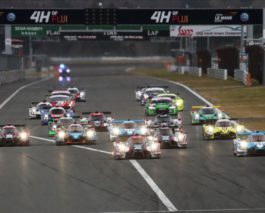 Asian Le Mans Series: Victory for Algarve Pro Racing at 4 Hours of Fuji