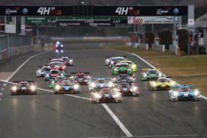 2018-2019 Asian Le Mans Series Fuji